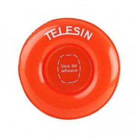 Telesin Inflatable Floating Bobber for GoPro Xiaomi Yi SJCam - Orange - 5