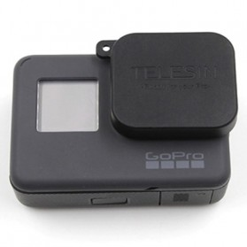 Telesin Lens Cap Cover for GoPro Hero 5/6/7 - Black