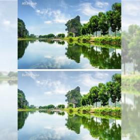 Telesin Lensa CPL Filter Lens Accessory for GoPro Hero 5/6/7 - Black - 3