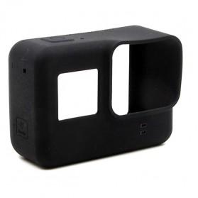 Telesin Protective Silicone Case Kamera Aksi GoPro Hero 5/6/7 - Black