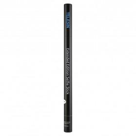 Telesin Tongsis Monopod Super Long Carbon Fiber 2.7M GoPro/Xiaomi Yi - Black - 5