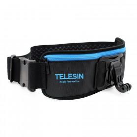 Telesin Waist Strap Mount for GoPro Xiaomi Yi - Black