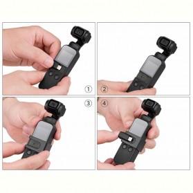 Telesin Protective Frame Case for DJI Osmo Pocket - OS-FMS-001 - Black - 5