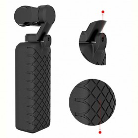 Telesin Protective Silicone Case for DJI Osmo Pocket - OP-A403 - Black - 3