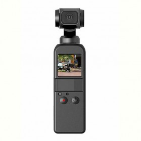 Telesin Protective Silicone Case for DJI Osmo Pocket - OP-A403 - Black - 5