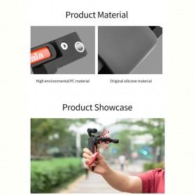 Telesin Koala Bracket Stand Holder Grip Case Multifungsi for DJI Osmo Pocket - OS-KLH-001 - Black - 6