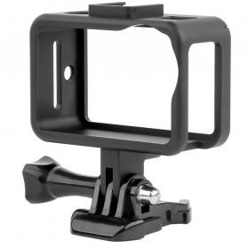 Telesin Protective Aluminum Frame Case for DJI Osmo Action - OA-B002 - Black - 2