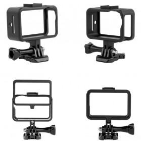 Telesin Protective Aluminum Frame Case for DJI Osmo Action - OA-B002 - Black - 6