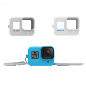 Telesin Frame Housing Protective Case Bumper for GoPro Hero 8 - GP-PTC-801 - Black - 2