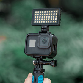 Telesin Frame Housing Case Bumper for GoPro Hero 8 - GP-FMS-801 - Black - 2
