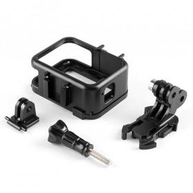 Telesin Frame Housing Case Bumper for GoPro Hero 8 - GP-FMS-801 - Black - 5