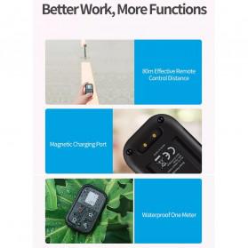 Telesin Smart WiFi Remote Control LCD for GoPro - GP-RMT-T02 - Black - 10
