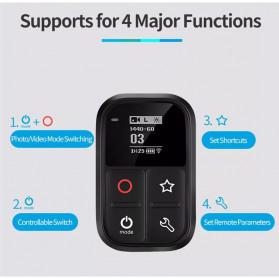 Telesin Smart WiFi Remote Control LCD for GoPro - GP-RMT-T02 - Black - 6