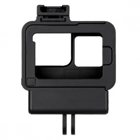 Telesin Protective Frame Case Vlogger for GoPro Hero 5/6/7 - GP-FMS-008 - Black - 2