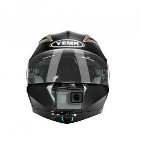 Telesin Motorcycle Helmet Chin Mount for Gopro - GP-HBM-MT7 - Black - 3