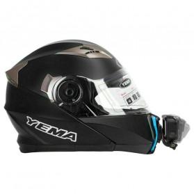 Telesin Motorcycle Helmet Chin Mount for Gopro - GP-HBM-MT7 - Black - 4