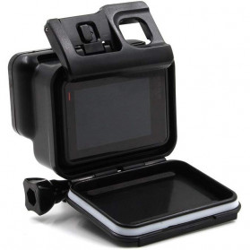 Telesin Waterproof Case Touchable Cover For GoPro Hero 5/6/7 - GP-WTP-503 - Black - 3