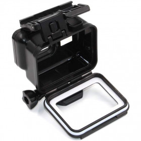 Telesin Waterproof Case Touchable Cover For GoPro Hero 5/6/7 - GP-WTP-503 - Black - 4