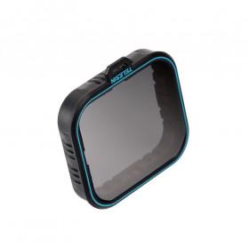 Telesin Lensa Neutral Density ND Filter Lens ND4 ND8 ND16 3 PCS for GoPro Hero 5/6/7 - GP-FLT-ND1 - Black - 3