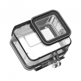 Telesin Underwater Waterproof Case 45m for GoPro Hero 8 - GP-WTP-801 - Black - 2