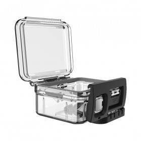 Telesin Underwater Waterproof Case 45m for GoPro Hero 8 - GP-WTP-801 - Black - 5
