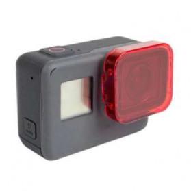 Telesin Lensa Red Diving Filter Lens for GoPro Hero 5/6/7 - GP-FLT-501 - Red - 2