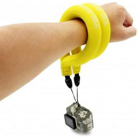 Telesin Waterproof Camera Hand Wrist Lanyard Float for GoPro - GP-FLT-STP - Mix Color - 8