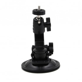 Telesin Car Windshield Suction Mount for GoPro - GP-SUC-003 - Black - 4