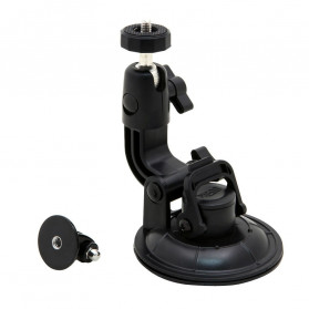 Telesin Car Windshield Suction Mount for GoPro - GP-SUC-003 - Black - 5