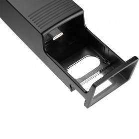 Telesin Portable Charger Case 3000mAh for DJI Osmo Pocket - OS-BHG-001 - Black - 6