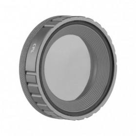 Telesin Lensa Polarizing CPL Filter Lens for DJI Osmo Action - OA-CPL - Black - 2