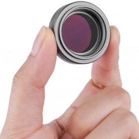 Telesin Lensa Polarizing CPL Filter Lens for DJI Osmo Action - OA-CPL - Black - 5