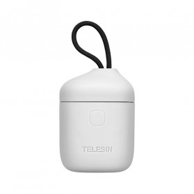 TELESIN Allin Charger Box Baterai Kamera Card Reader Storage for Sony NP-FW50 - SN-BCG-FW50 - Gray - 3