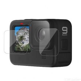 Telesin Lens & LCD Tempered Glass Protector for GoPro Hero 9 - GP-FLM-901 - 3