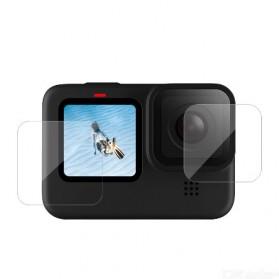 Telesin Lens & LCD Tempered Glass Protector for GoPro Hero 9 - GP-FLM-901 - 4