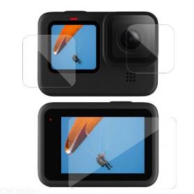 Telesin Lens & LCD Tempered Glass Protector for GoPro Hero 9 - GP-FLM-901 - 5