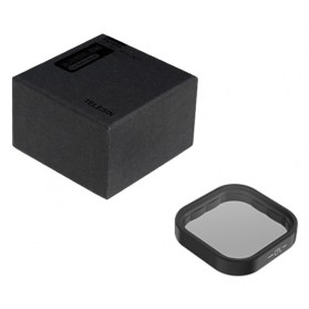 Telesin Lensa Polarizing CPL Filter Lens Accessory for GoPro Hero 9 - GP-FLT-901 - Black