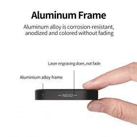 Telesin Lensa Polarizing CPL Filter Lens Accessory for GoPro Hero 9 - GP-FLT-901 - Black - 5