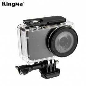 KingMa Underwater Waterproof Case 45m for Xiaomi Mijia 4K - Black