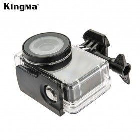 KingMa Underwater Waterproof Case 45m for Xiaomi Mijia 4K - Black - 3