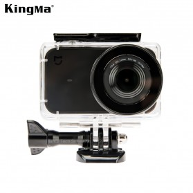 KingMa Underwater Waterproof Case 45m for Xiaomi Mijia 4K - Black - 4