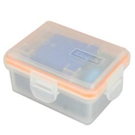 KingMa Kotak Baterai Sony NP-FW50 a7r2 a7m2 NEX-5T a5000 a5100 a6000 - Transparent - 4
