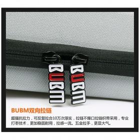 BUBM Kotak Tas Organizer EVA for GoPro Xiaomi YI SJCAM - EGP-M (ORIGINAL) - Black - 7
