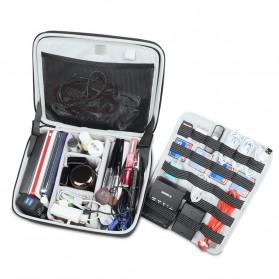BUBM Kotak Tas Organizer Kamera Aksi dan Aksesoris - ETP (ORIGINAL) - Black - 3