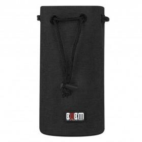 BUBM Tas Lensa Kamera DSLR Lens Bag Size L - JTY-L - Black - 2