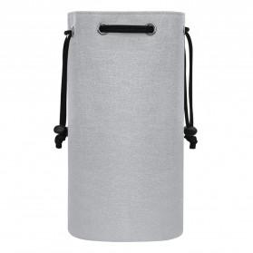 BUBM Tas Lensa Kamera DSLR Lens Bag Size L - JTY-L - Gray - 3