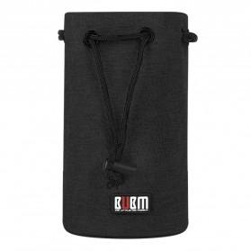 BUBM Tas Lensa Kamera DSLR Lens Bag Size M - JTY - Black - 2