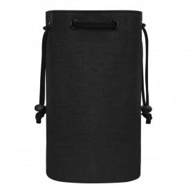 BUBM Tas Lensa Kamera DSLR Lens Bag Size M - JTY - Black - 3