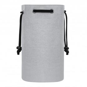 BUBM Tas Lensa Kamera DSLR Lens Bag Size M - JTY - Gray - 3