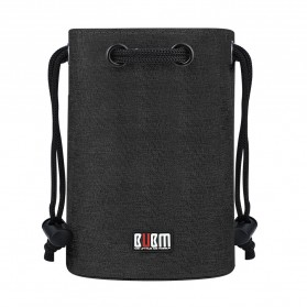 BUBM Tas Lensa Kamera DSLR Lens Bag Size S - JTY - Black - 2